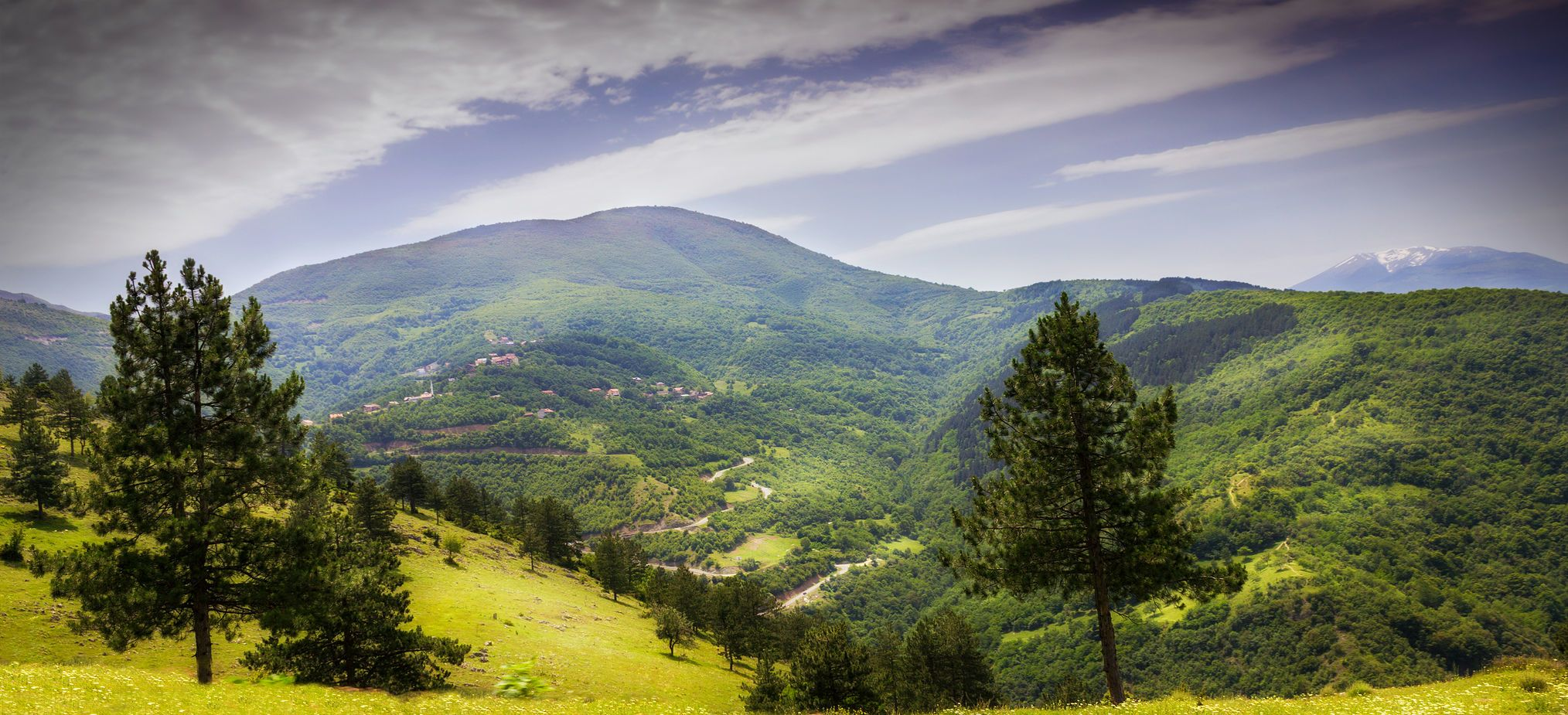 Horská údolí v Kosovu | fitimi/123RF.com