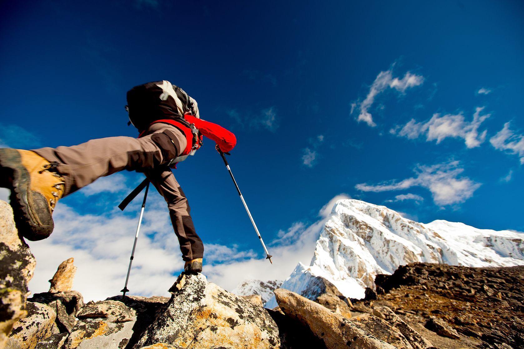 Letní horská turistika | kapu/123RF.com