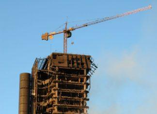Budova Windsor Tower po požáru | klublub/123RF.com