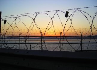 Hranice mezi Severní a Jižní Koreou | richlindie/123RF.com