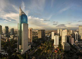 Panorama města Jakarta | warrengoldswain/123RF.com