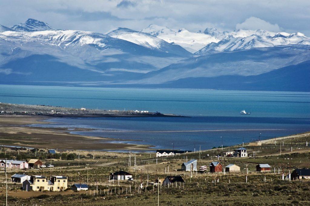Patagonie - El Calafate v Argentině | andreviegas/123RF.com
