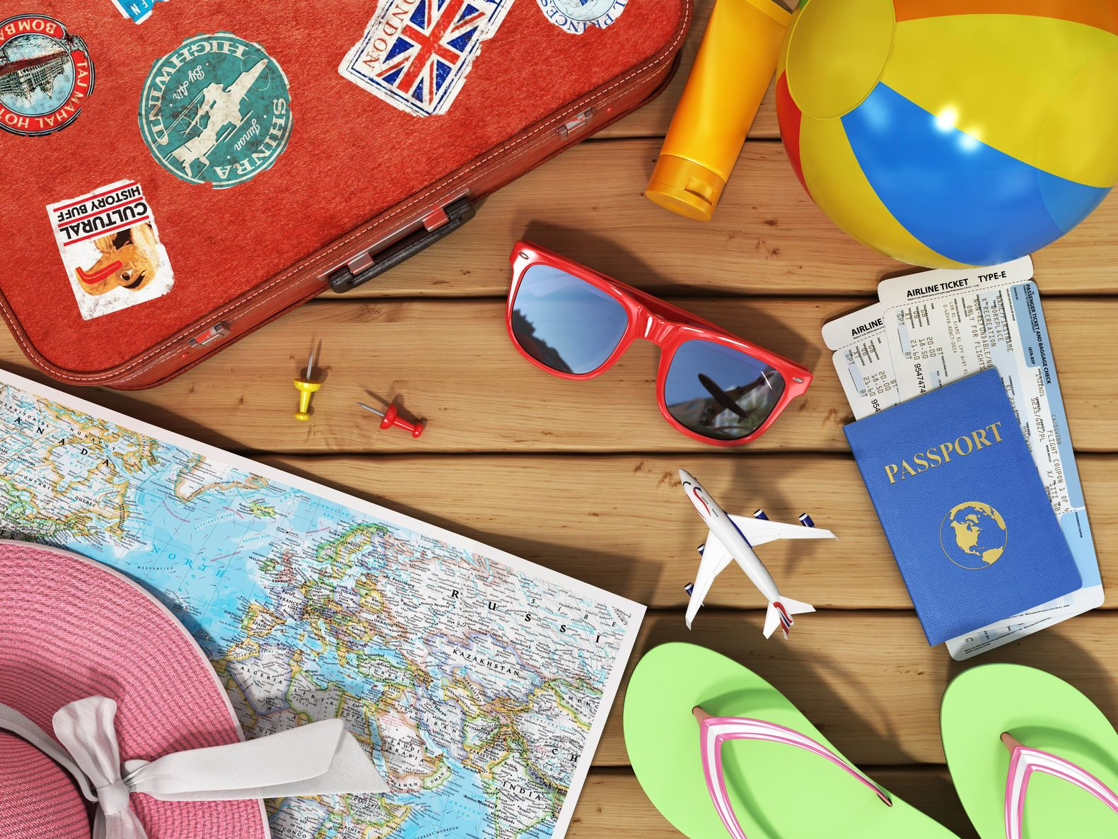 Výbava na cesty | urfingus/123RF.com
