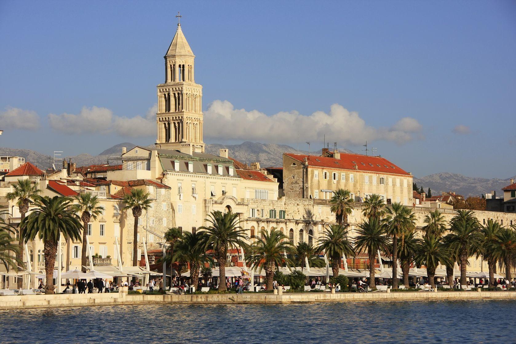 Diokleciánův palác ve Splitu | donyanedomam/123RF.com