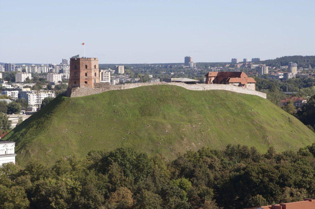Gediminasův hrad ve Vilniusu | egis/123RF.com