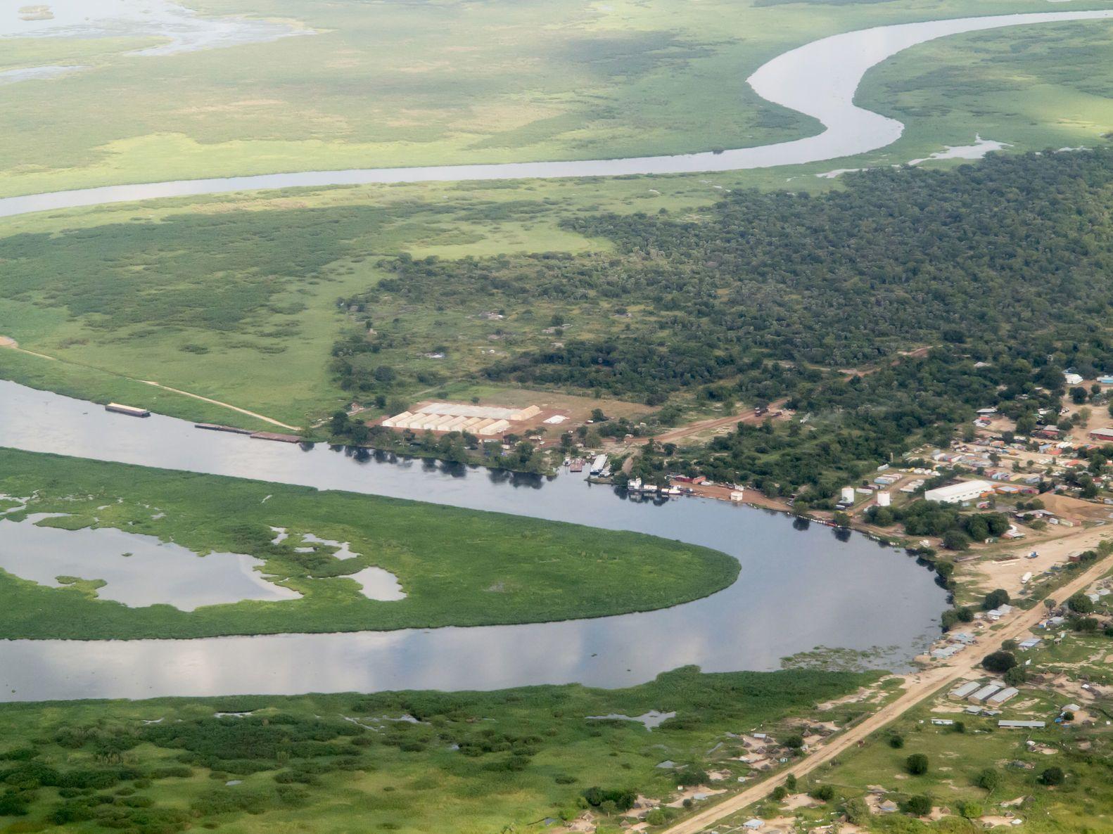 Řeka Nil v Súdánu | wollwerth/123RF.com