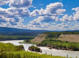 Řeka Yukon v Kanadě | pilens/123RF.com