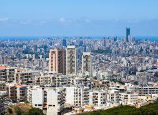 Panorama města Bejrút v Libanonu | axel2001/123RF.com