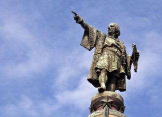 Socha Kryštofa Kolumba v Barceloně | igercelman/123RF.com