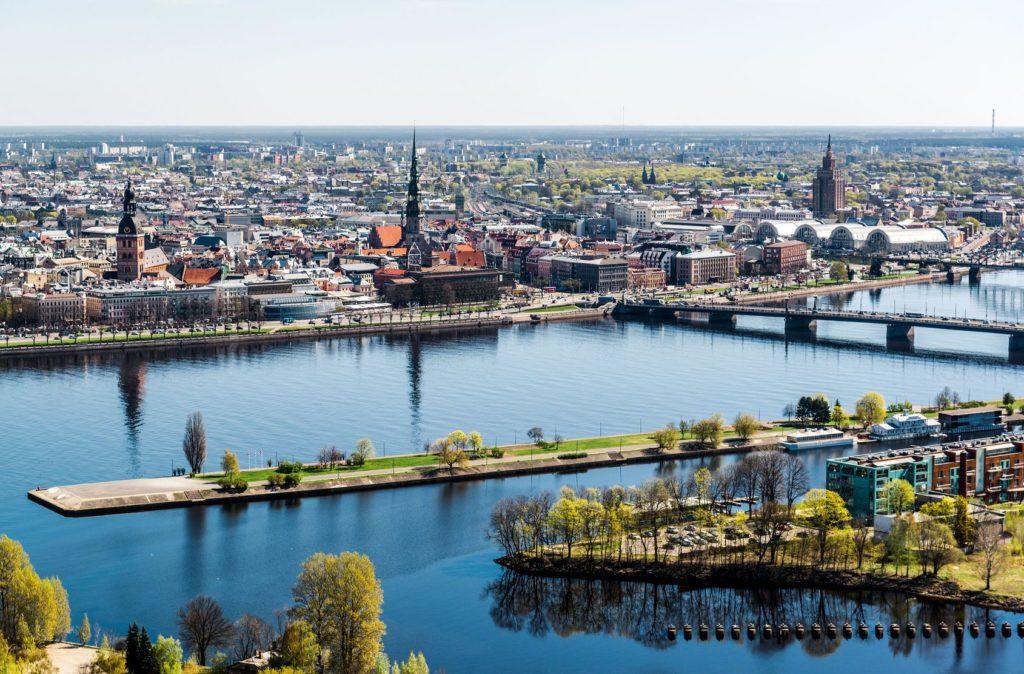 Riga - městské panorama | amoklv/123RF.com