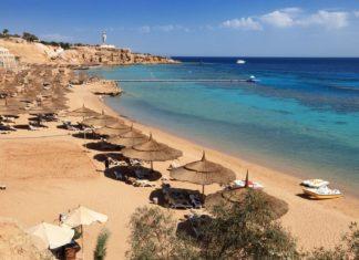 Pobřeží Rudého moře v Egyptě | ilfede/123RF.com