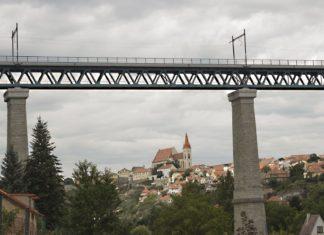 Šatovský most ve Znojmě   maranelo66/123RF.com