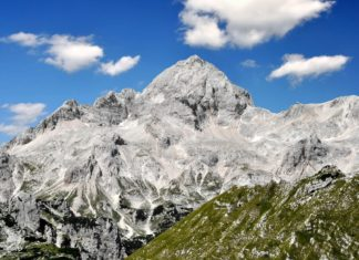Hora Triglav v Julských Alpách | vencavolrab78/123RF.com