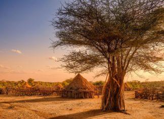 Etiopské obydlí | luisapuccini/123RF.com