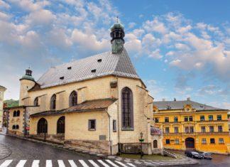 Kostel sv. Kateřiny v Banské Štiavnici | tomas1111/123RF.com