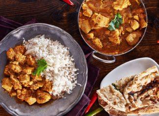 Indické kari jídlo | rez_art/123RF.com