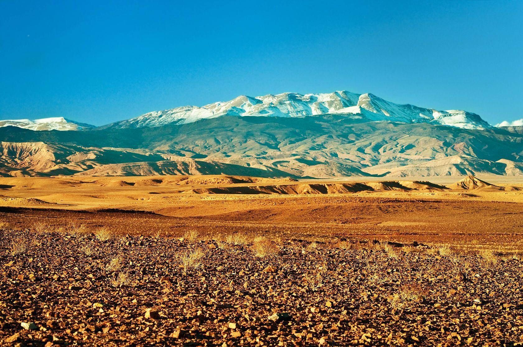 Krajina v Maroku | seqoya/123RF.com