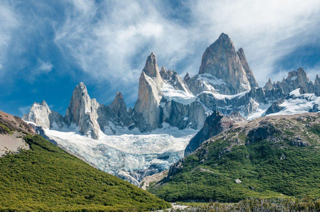 Hora Fitz Roy v Patagonii | javarman/123RF.com