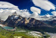 Patagonská krajina | muha/123RF.com