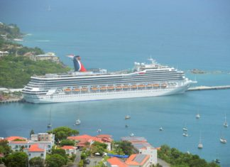Výletní loď Carnival Cruise | jiawangkun/123RF.com
