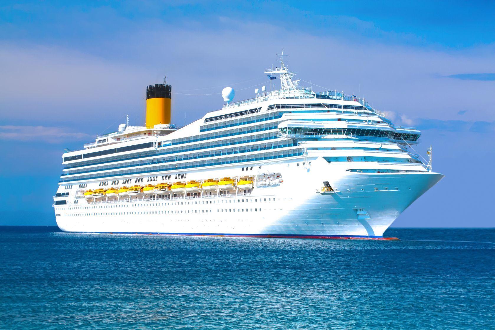 Výletní loď | lizon/123RF.com