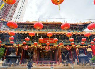 Wong Tai Sin v Hong Kongu | dibrova/123RF.com