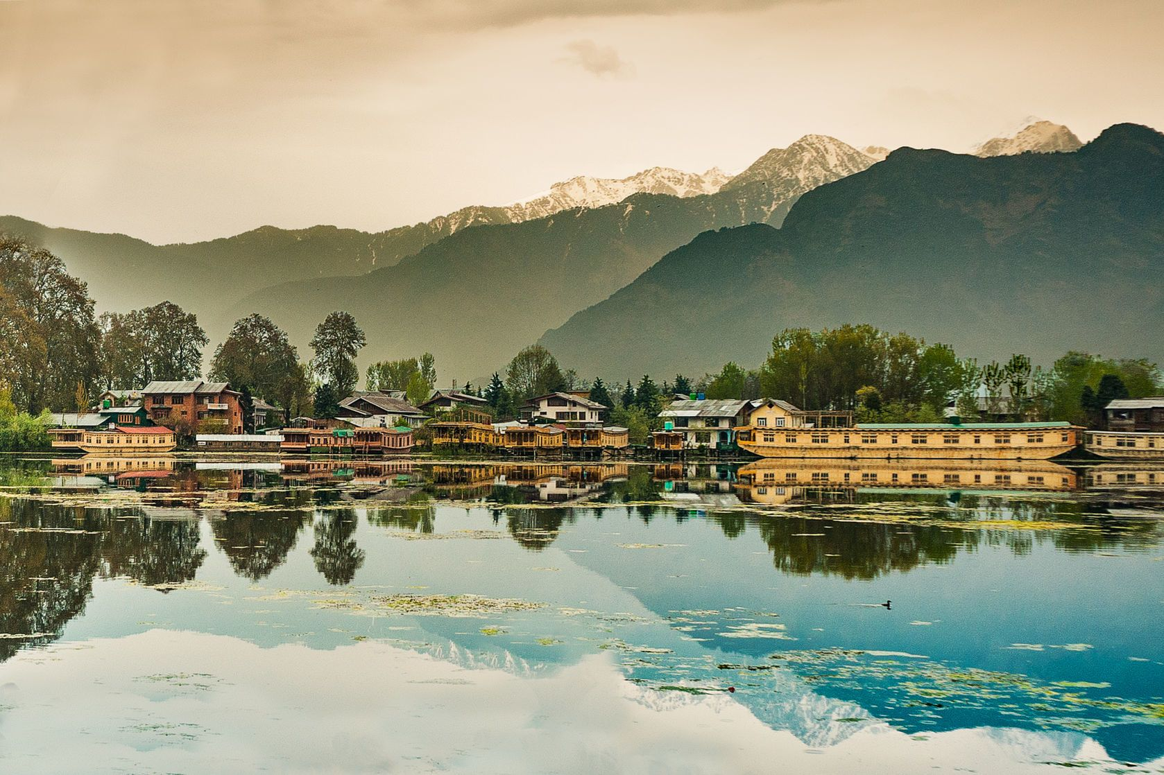 Šrínagar v Kašmíru | tongik/123RF.com