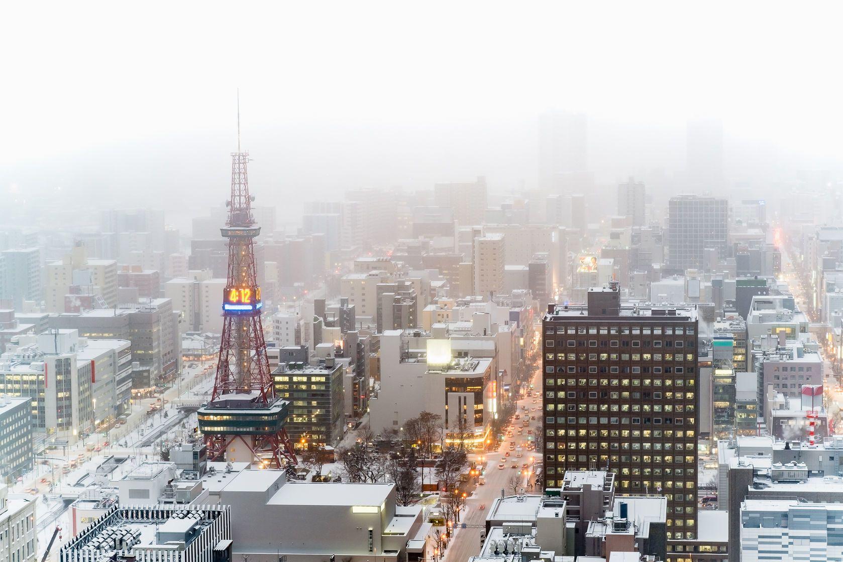 Zikní Sapporo | kakazz/123RF.com