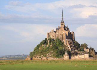 Mont-Saint-Michel ve Francii | tilo/123RF.com