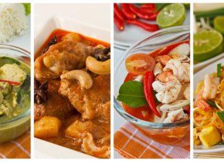 Populární thajské jídlo | piyachok/123RF.com