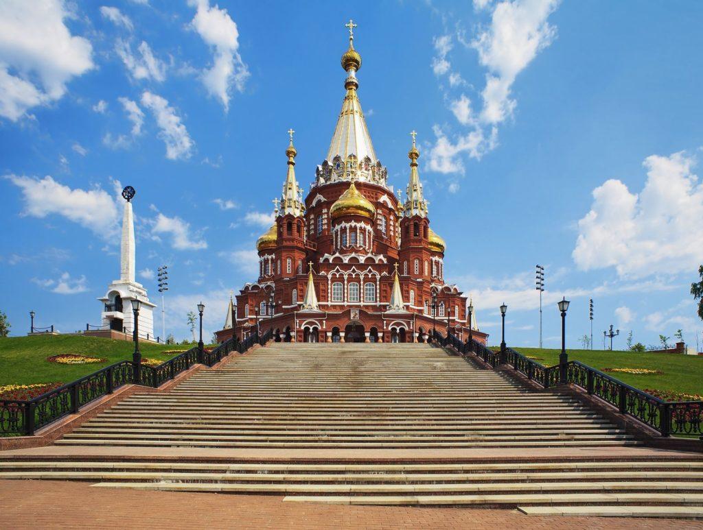 Katedrála sv. Michala v Iževsku | klug/123RF.com