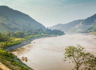 Mekong na hranici Thajska a Laosu | chingraph/123RF.com