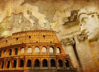 Italská historie   freeartist/123RF.com