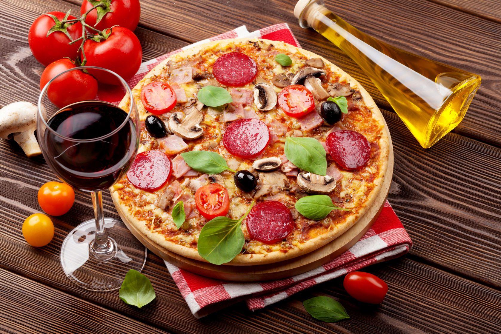Italská kuchyně   karandaev/123RF.com