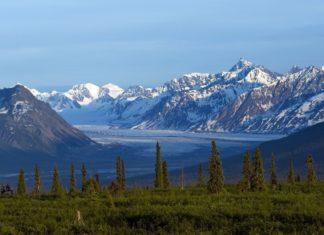 Krajina na Aljašce | tashka/123RF.com