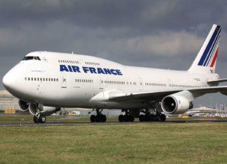 Letadlo společnosti Air France | rebius/123RF.com