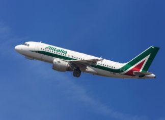 Letadlo společnosti Alitalia | santirf/123RF.com