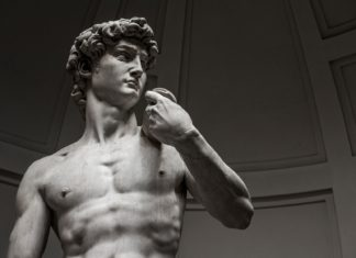Michelangelova socha Davida | quixoticsnd/123RF.com