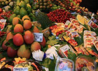 Ovoce na španělském trhu | funloving/123RF.com