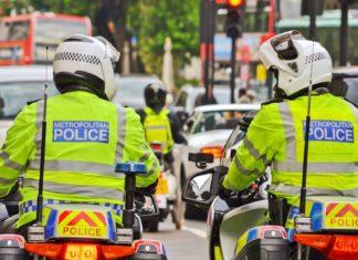 Policie v Londýně | evsa/123RF.com