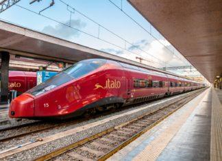 Vysokorychlostní vlak Italo | bennymarty/123RF.com