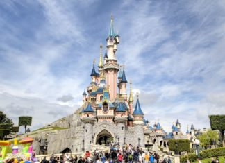 Disneyland v Paříži | varyukhin/123RF.com