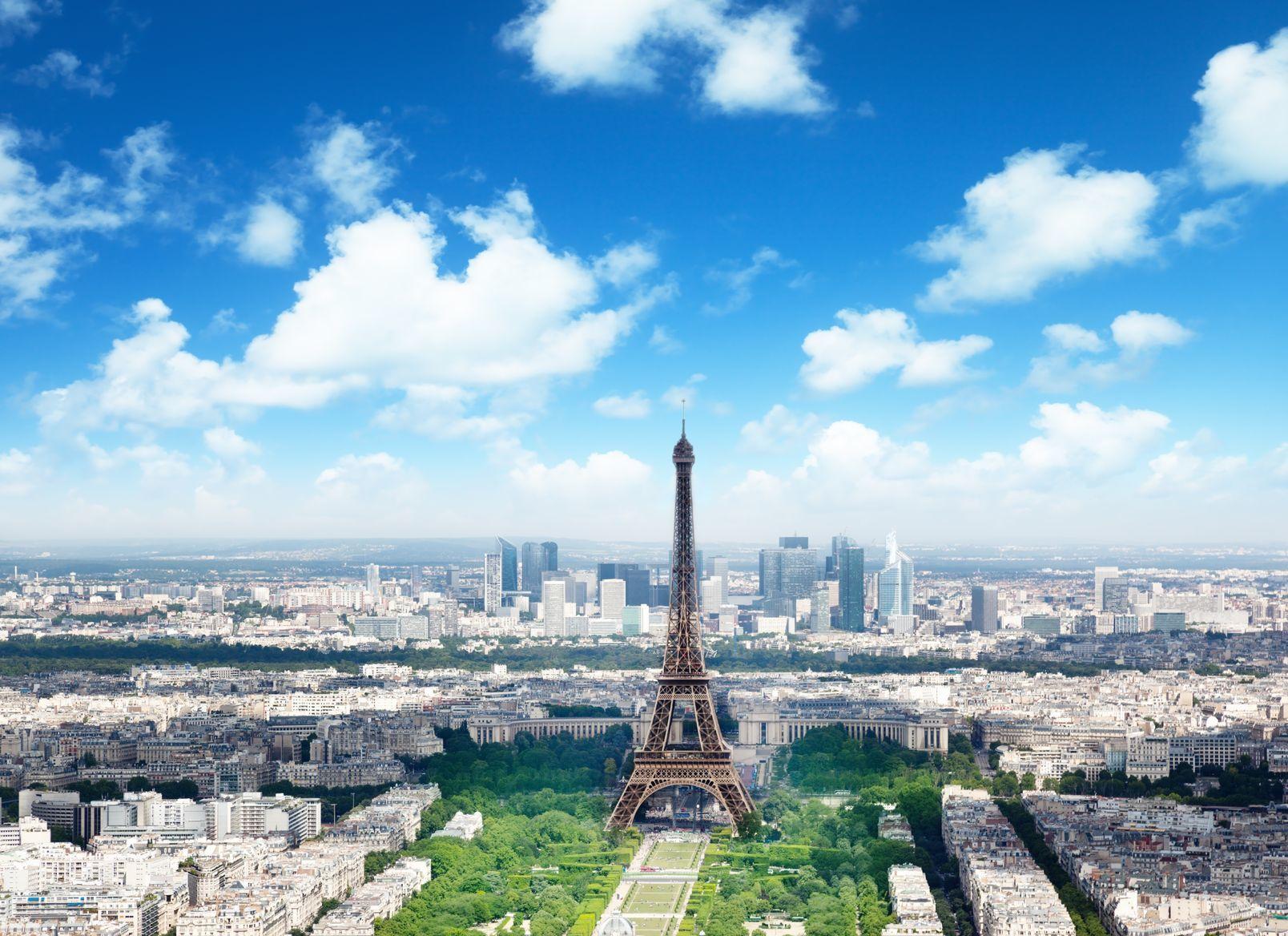 Eurovíkend v Paříži | iakov/123RF.com