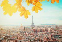 Panorama Paříže | neirfy/123RF.com