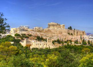 Pohled na Akropoli v Aténách | thegreekphotoholic/123RF.com