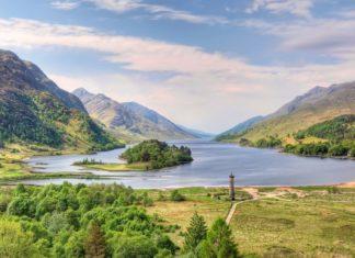 Krásná krajina ve Skotsku | kisiel/123RF.com