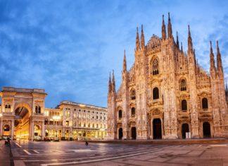 Milánská katedrála Duomo di Milano | atomdruid/123RF.com