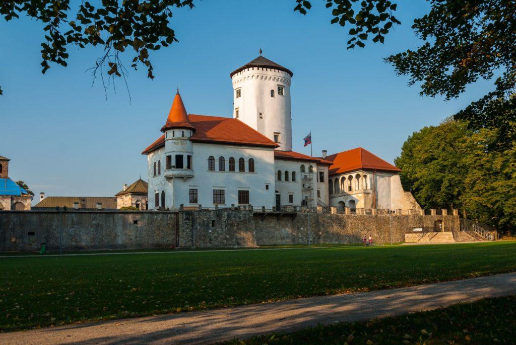 Budatínský hrad v Žilině | matokrizik/123RF.com
