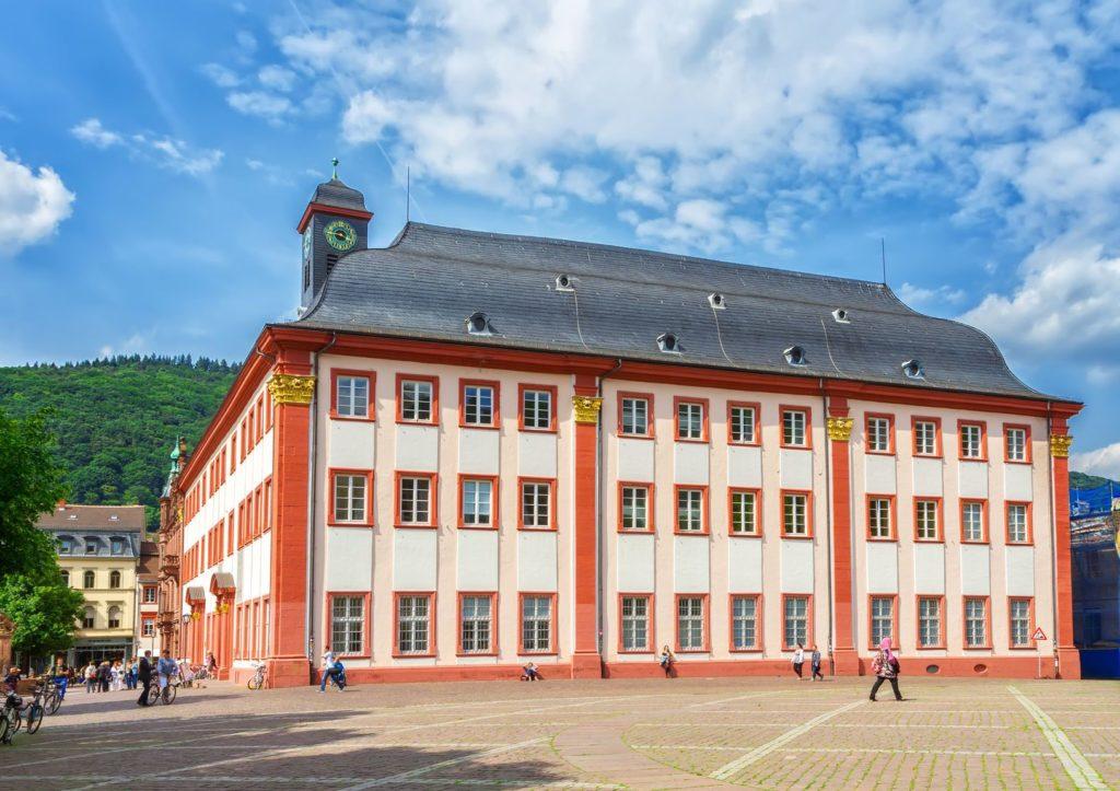 Budova staré univerzity v Heidelbergu | g215/123RF.com