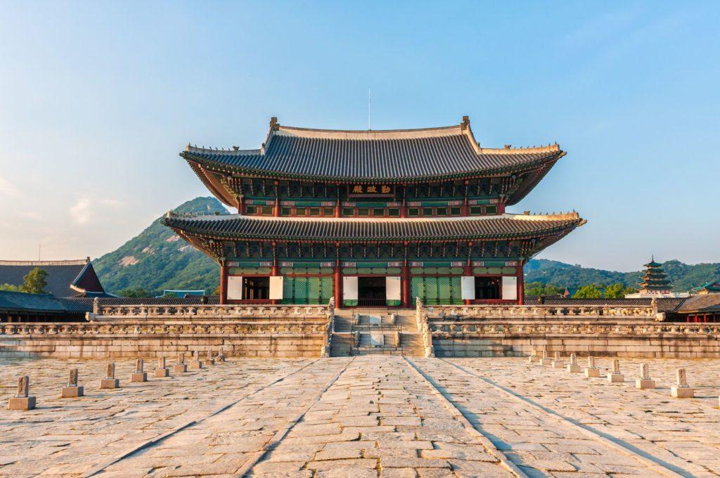 Gyeongbokgung palác v Soulu | vincentstthomas/123RF.com